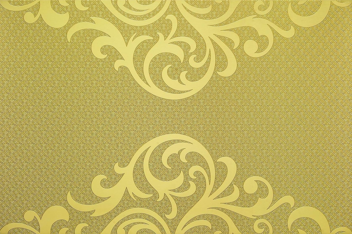 Embossed Aluminum Artistic Ceiling Tiles For Residential Decorated Ceiling , 300mm x 450mm