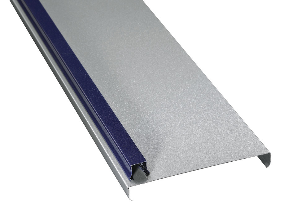 Eco-friendly Metal Strip Aluminium Alloy Ceiling / Strip Aluminum Sheet Ceiling