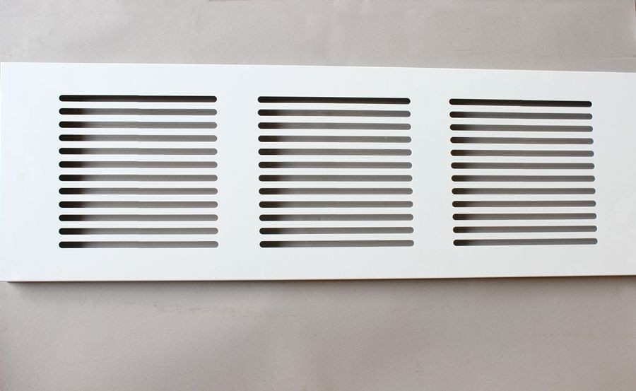 Aluminum Perforated Suspended Metal Ceiling Panel Ventilation System